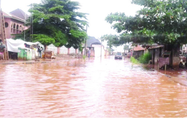 Flood: Abuja estate faces demolition