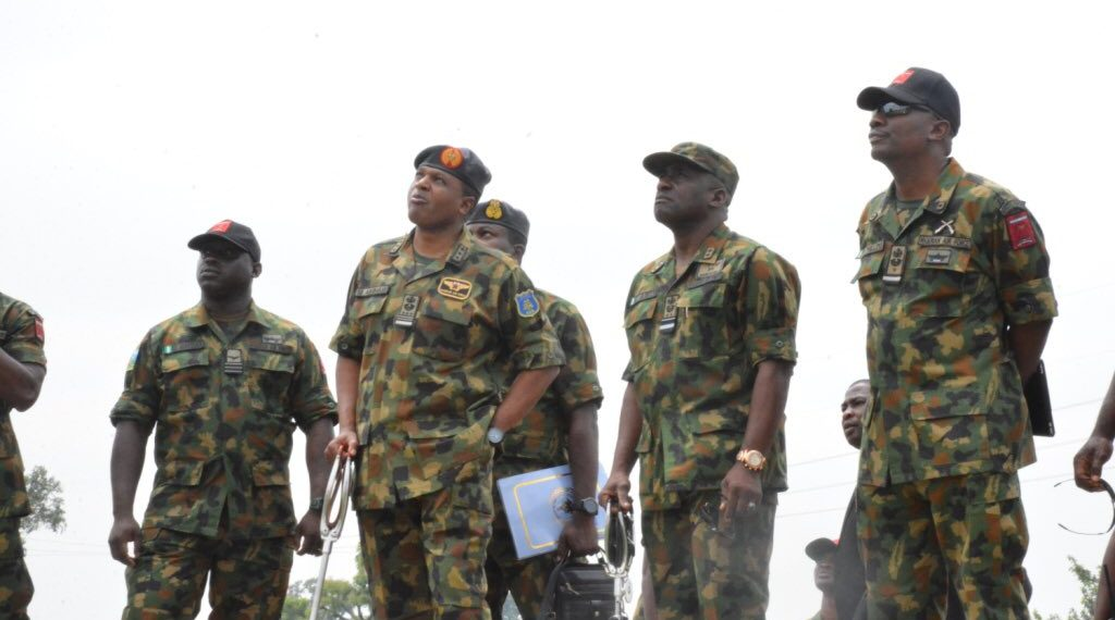 NAF jets bombard more terrorist camps in Sambisa Forest