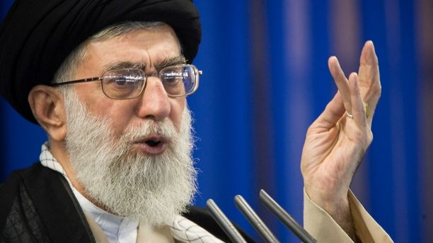 Iran's supreme leader spill out negotiations with U.S.
