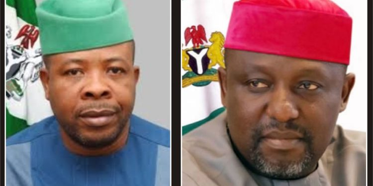Okorocha's govt flouted TSA, operated 250 bank accounts –Ihedioha