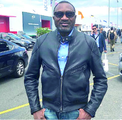Otedola gives out N100m to Lagos State security Trust Fund
