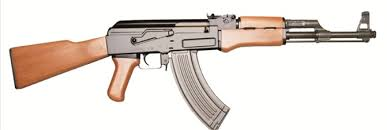 Police arraign 26-year-old nursing mother with 2 AK 47 rifles