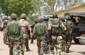 Troops arrest 20, recover arms – The Sun Nigeria