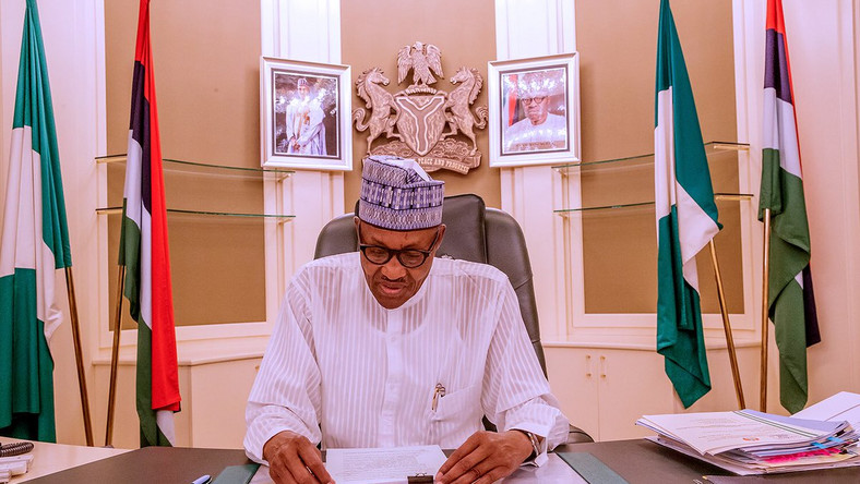 Buhari moves to check open defecation