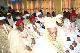 Kogi traditional rulers meet Buhari, demand finance minister slot
