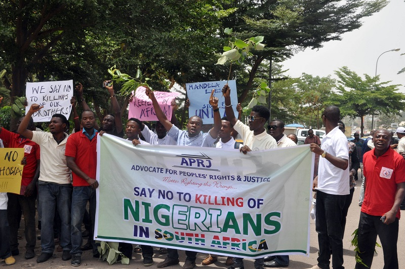 Consulate plans to protest killing of Nigerians in South Africa- Godwin Adama