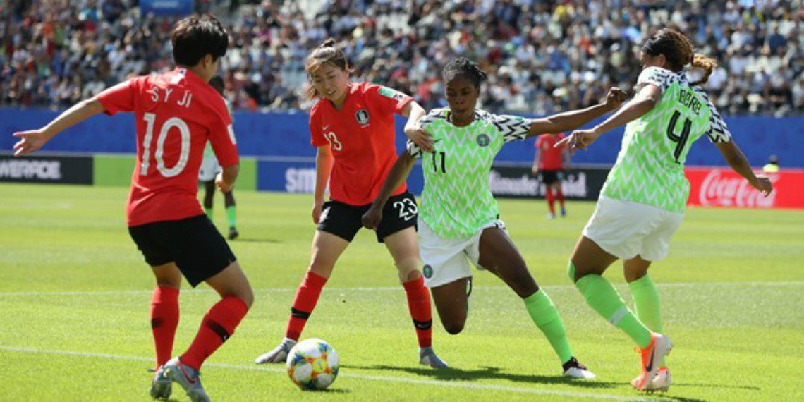 Image result for super falcons fifa women's world cup 2019