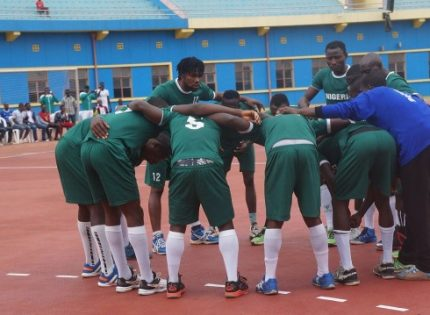 National coach urges corporate bodies to support handball federation in attending competitions