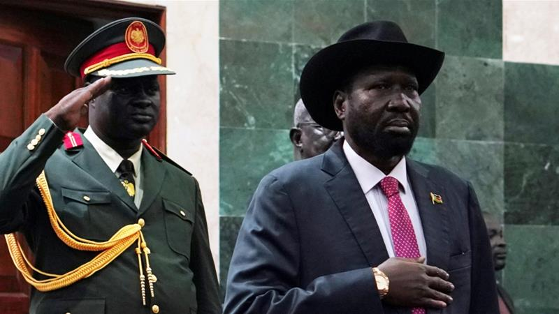 South Sudan's Kiir bans singing of anthem in his absence- Gov Minister