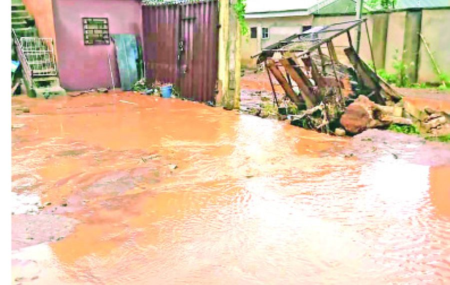 Flooding: Obodogugu residents want Okowa to terminate firm's contract