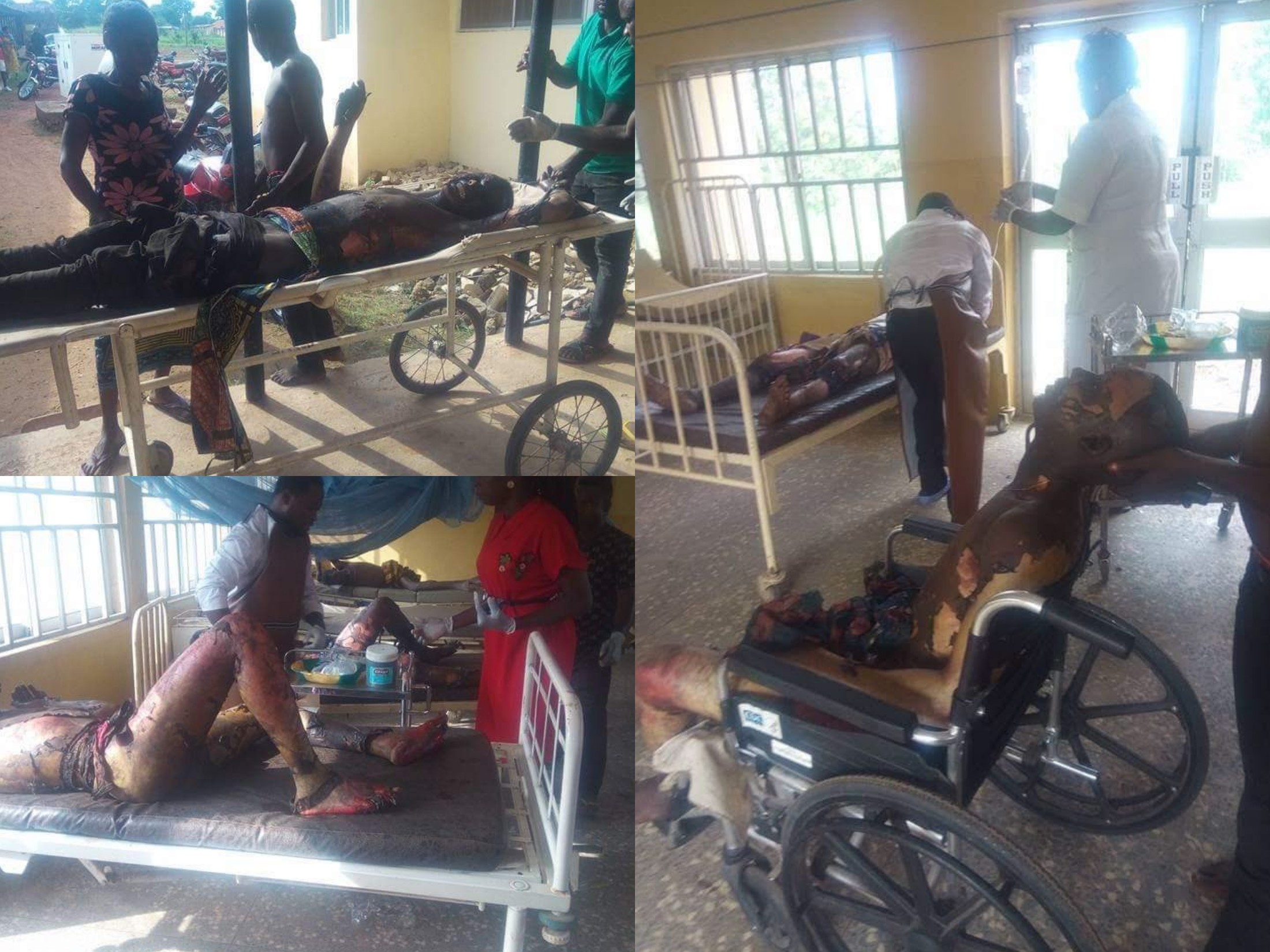 Image result for UPDATED: Death toll rises in Benue tanker explosion