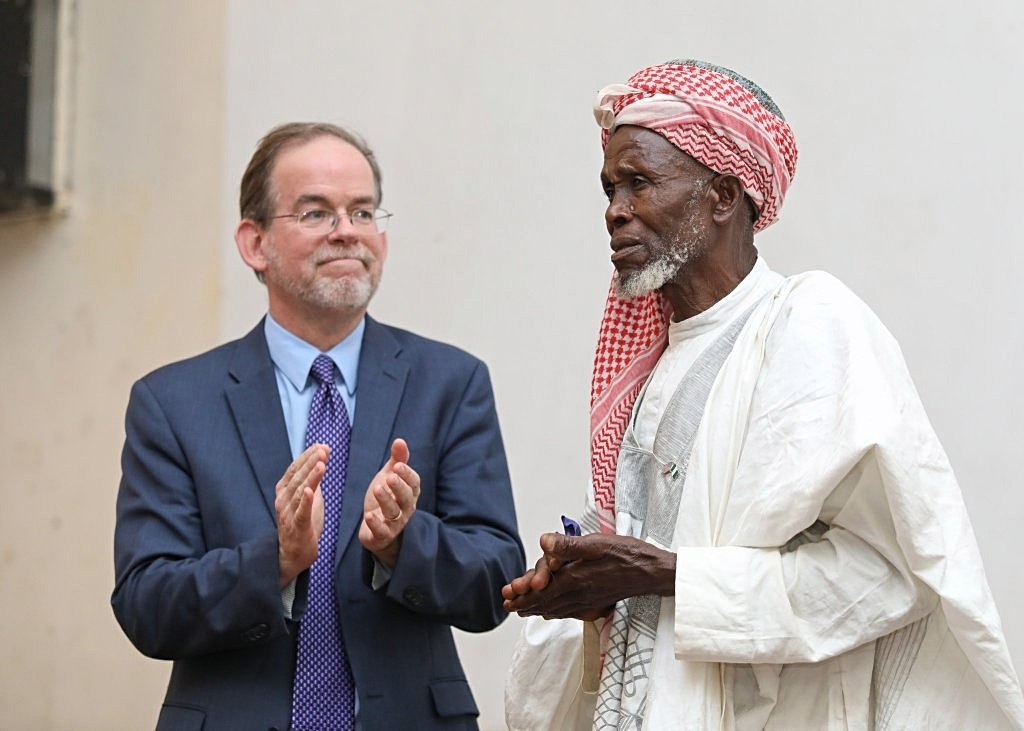 US honours Plateau Imam who hid 262 Christians from killers