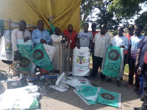 Gombe EFCC arrest 8 for production, sales of adulterated fertilizer