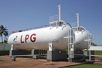 Image result for DPR begin mapping of liquefied petroleum gas refilling plants in Ogun