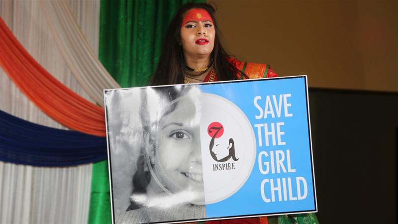 India probes as no girl is born in three months in 132 villages