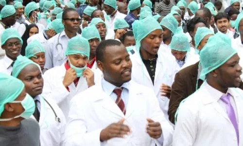 Anambra resident doctors suspend strike