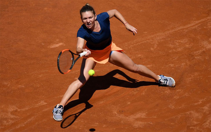 Halep's secret lover unveiled