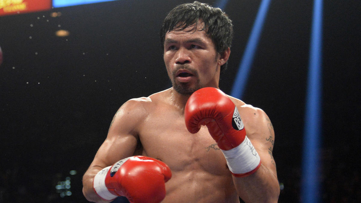 Pacquiao desperate for Mayweather rematch