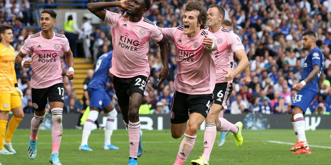 Ndidi punishes Lampard, extends Chelsea's woes