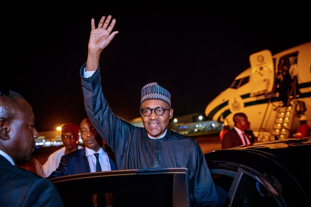 Buhari Leaves for 5th Gas summit in Malabo