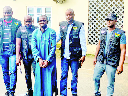 How notorious kidnapper, Hamisu Wadume, was re-arrested in Kano