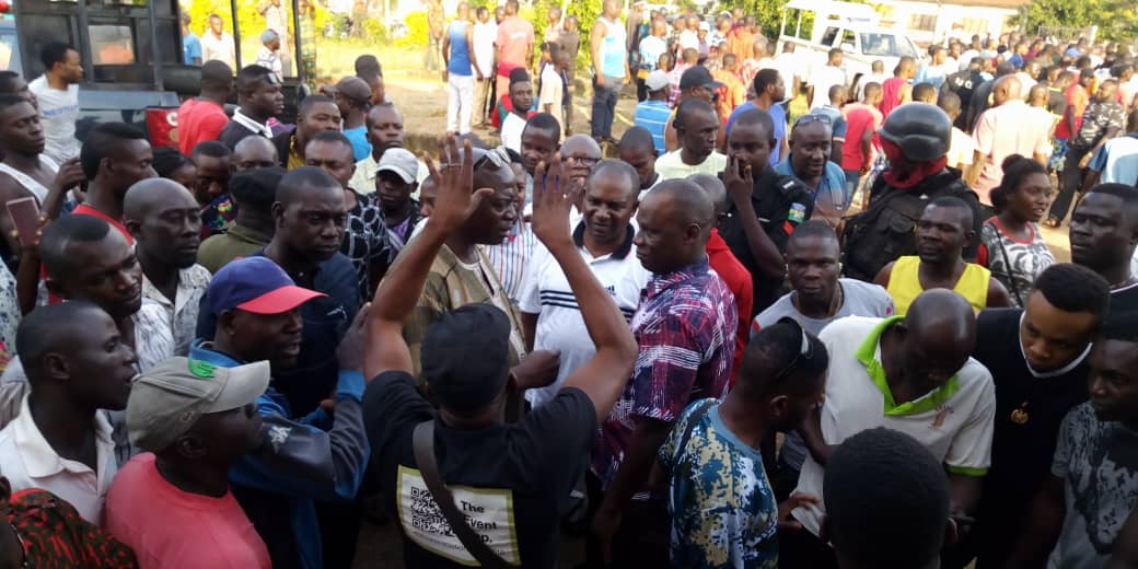 Dramatic rescue of kidnap victim by Benue police draws cheers