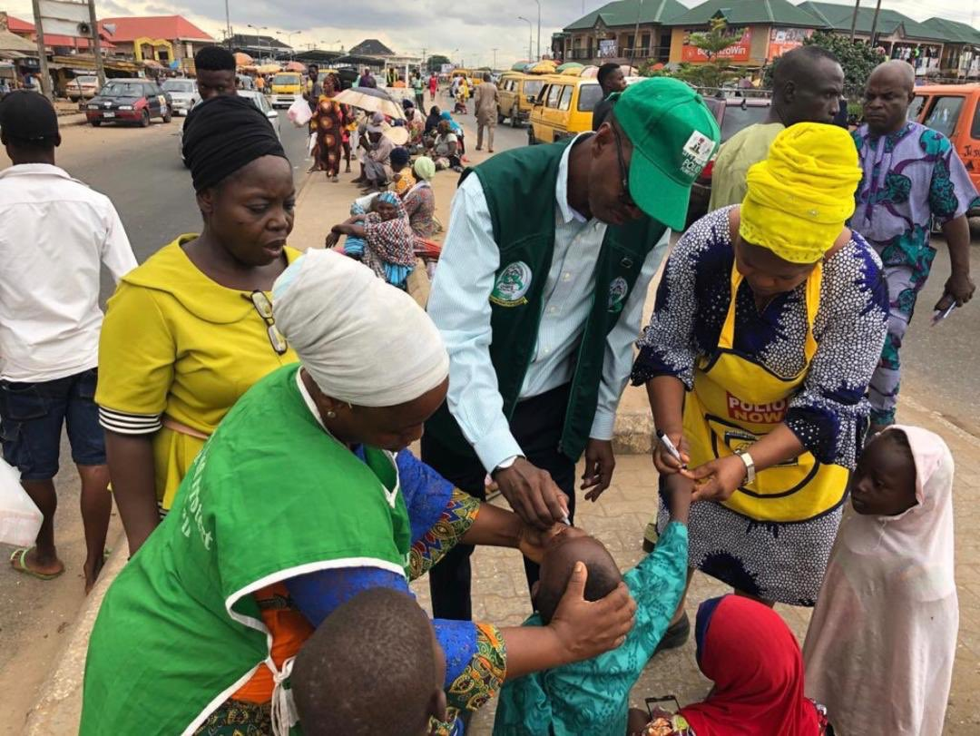 Image result for Nigeria Is Celebrating 3 Years Without Any New Wild Polio Cases