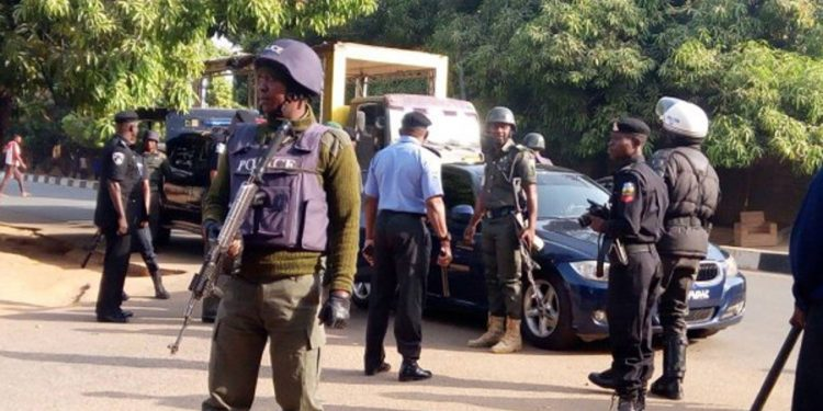 Robbers attack Nasarawa State Deputy Governor, killing three policemen