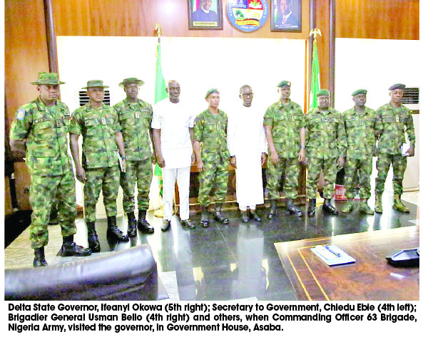 Gov commends Burutai for military formations