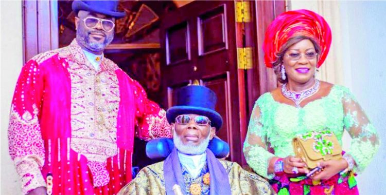 Benson Lulu-Briggs death: Son, wife fight dirty