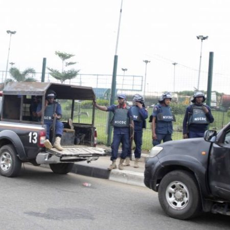 Police arraign six anti-govt protesters in Lagos