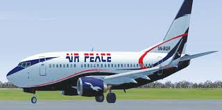 Nigerian evacuees thank Air Peace for flying them home from India