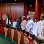 Buhari presides over inaugural FEC, urges ministers to redouble efforts