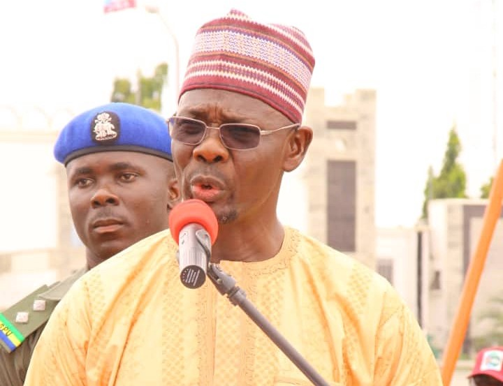 Gov Sule says state Police won't work in Nigeria