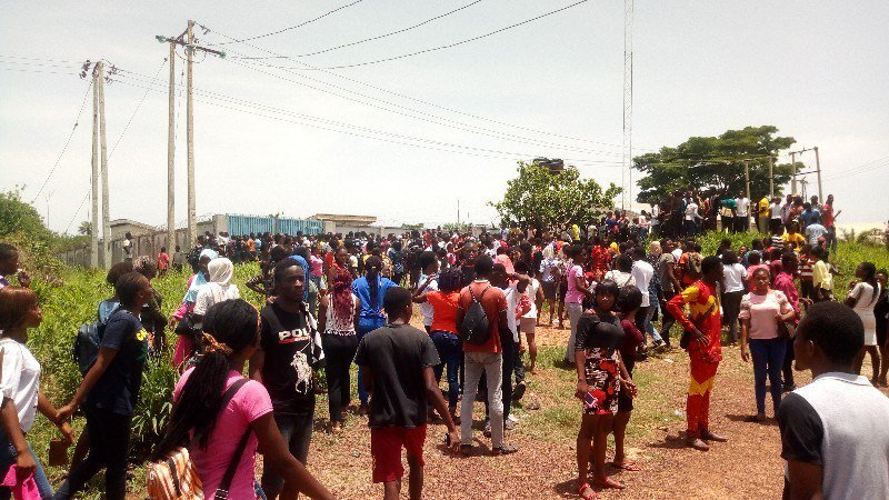FUOYE protest update: One person confirmed dead