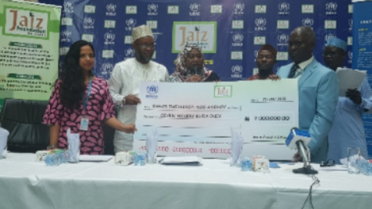 Image result for Displaced Persons: Foundation donates N7m to UNHCR