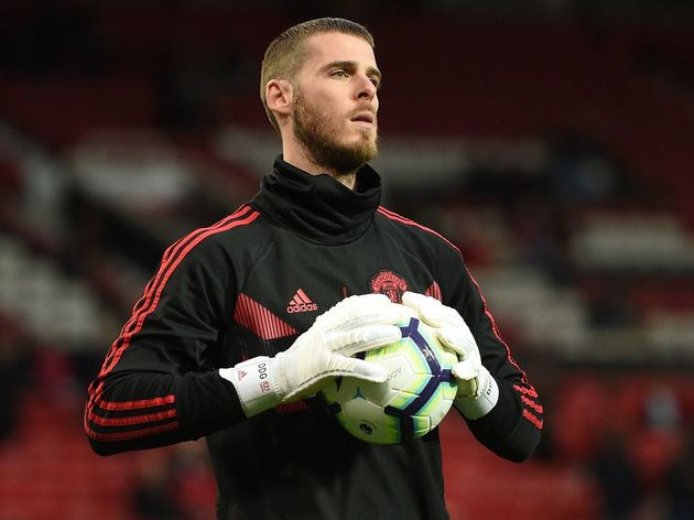 Manchester United fear David de Gea will leave the club in January