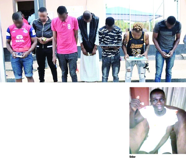 Nigerian male of scammers photos Nigerian scammer