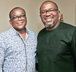 Famous lawyers Chike Chikeluba and Ken Ahia's unbroken ties