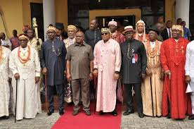 Be rallying point for peace, development, Wike tells traditional rulers