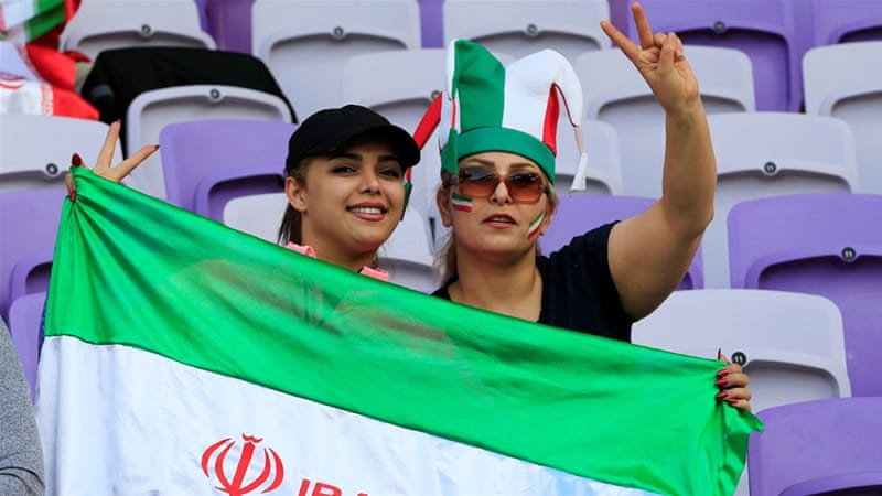 'No obstacles' to women attending soccer matches in Iran, FIFA says