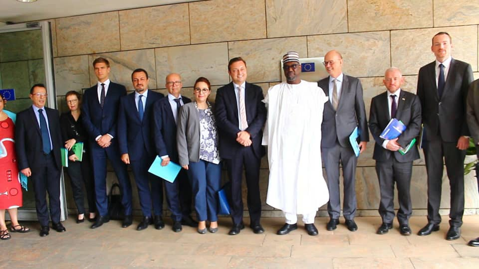Niger Governor seeks solution to farmer-herder clashes, meets with EU