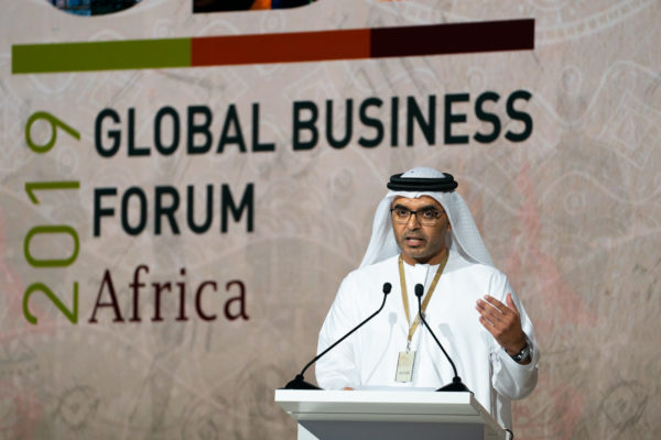 Dubai's non-oil trade with Africa to exceed AED1trn by end of 2019 -Chamber Chairman