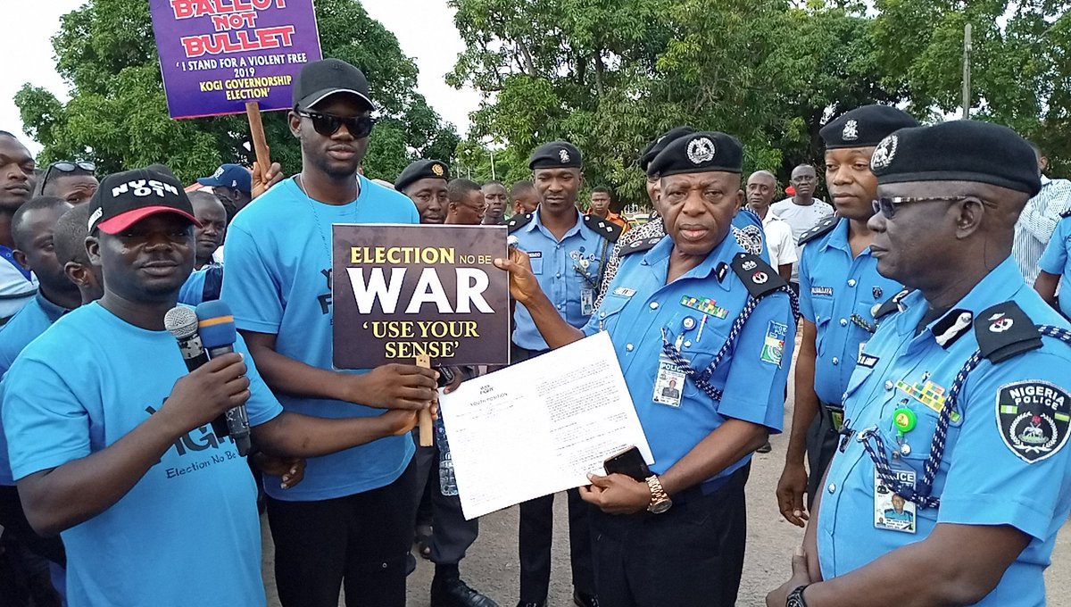 PDP calls for removal of Kogi Police Commissioner