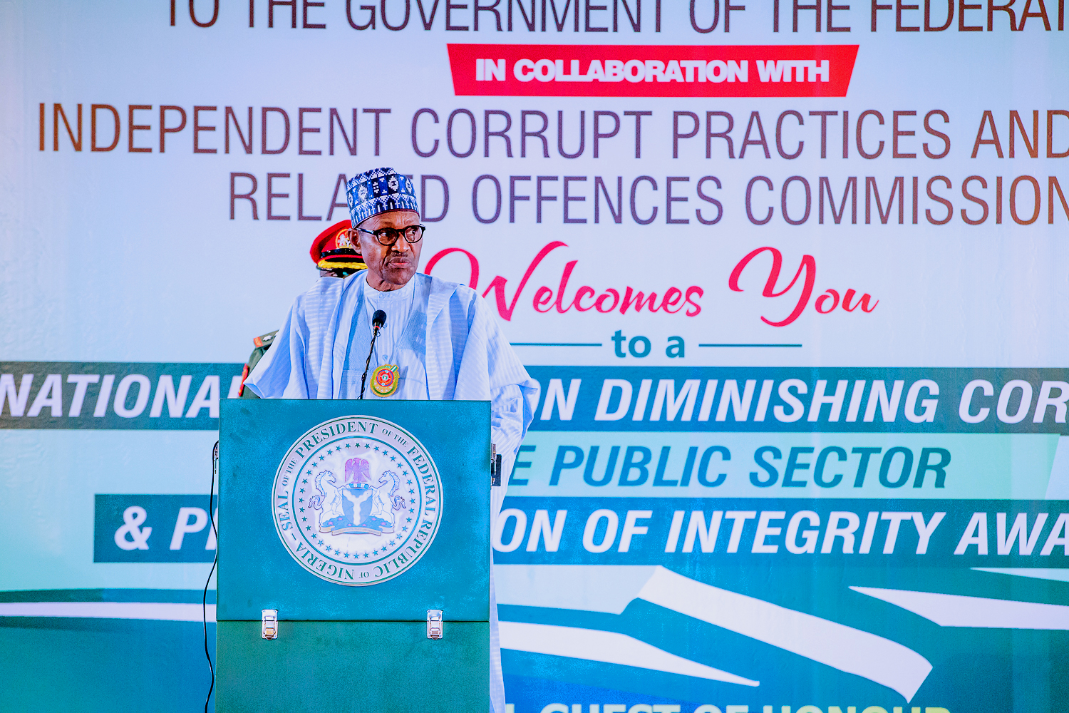 Buhari: No result for trillion spent on NASS constituency projects in a decade