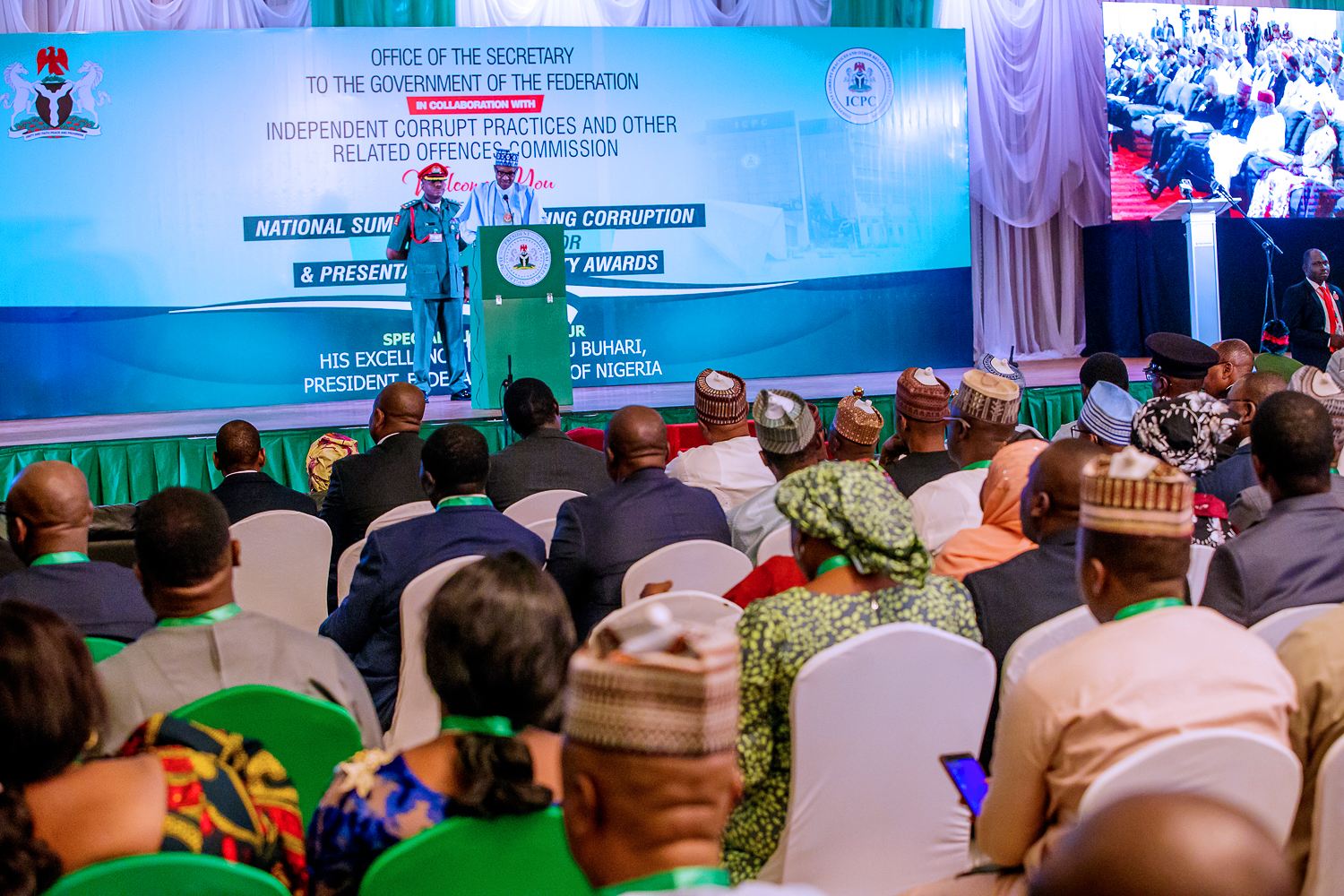 Buhari orders ICPC to go after MDAs yet to be on IPPIS
