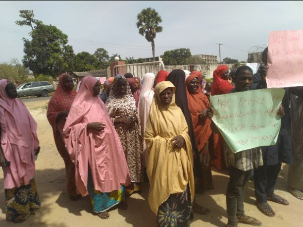 Kaduna residents protest, seek El-Rufai's intervention over planned demolition of homes
