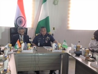 Indian High Commissioner visits DRDB in Abuja