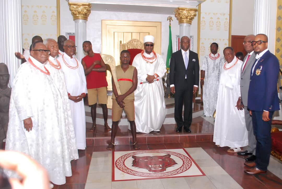 Benin's new city project to encourage urban-rural migration: Oba of Benin - Daily Sun
