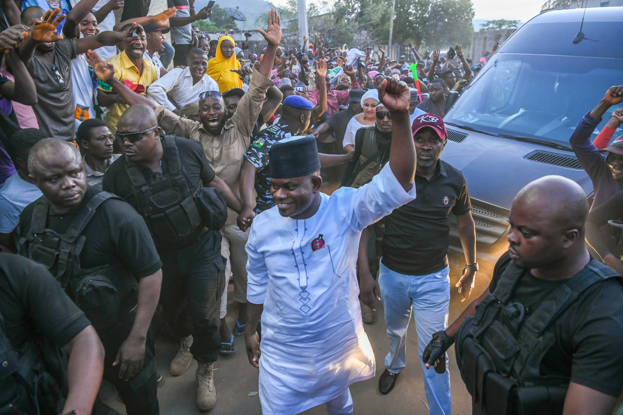 Kogi Guber: Igbos congratulate Governor Bello, say victory well deserved